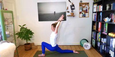 schwerelos Online Kurse Yoga Sonnengruß