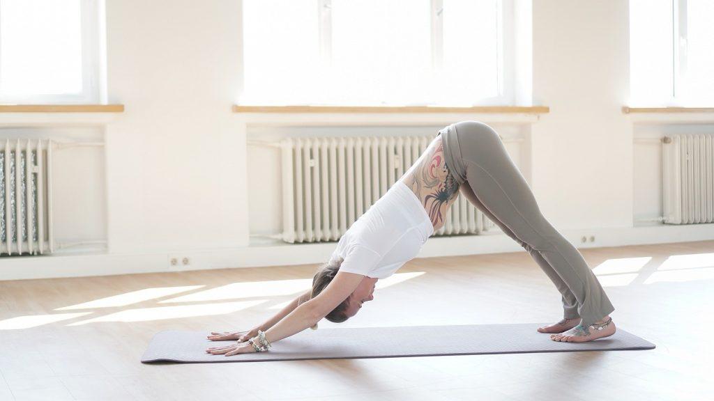 schwerelos Online Kurse - Yoga Stunden
