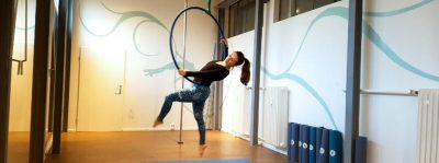 schwerelos Aerial Hoop Online Tutorial - Dragonfly Kombi