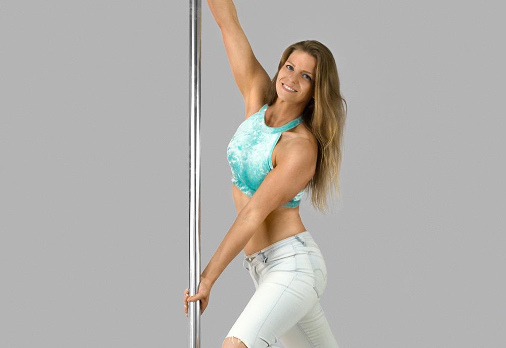 schwerelos Online Kurse - Pole Dance Tutorials