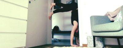 schwerelos Online Kurse - Handstand Training