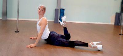 Floorwork Online Kurs Beginner Choreo