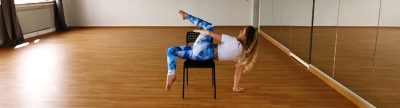 Chair Dance Online Kurs Mini-Choreo