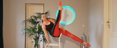 schwerelos Chair Dance Tutorial - Superman Flare